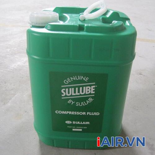 Dầu máy nén khí Sullair Sullube - 250022-669 (20 lít)