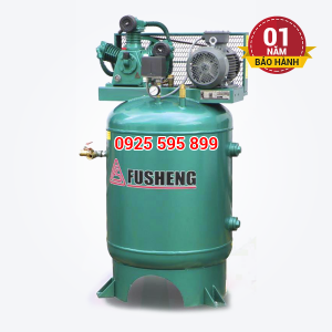 Máy nén khí bình đứng Fusheng HTA-100H-VT (10 HP)
