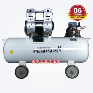 Máy nén khí không dầu giảm âm Pegasus TM-OF1500-70L