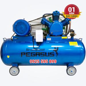 Máy nén khí dây đai Pegasus TM-W-0.67/12.5-330L