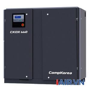 Máy nén khí trục vít Compkorea CKDX 1020 (55kW - 75HP)