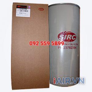 Lọc dầu máy nén khí Ingersoll Rand 23782394