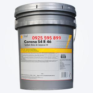 Dầu máy nén khí Shell Corena S4 R46 (20 lít)