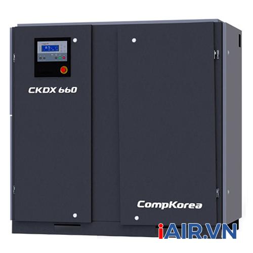 Máy nén khí trục vít Compkorea CKDX 660 (37kW - 50HP)