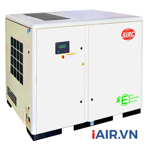 Máy nén khí trục vít biến tần SIRC V37 VSD (37kW - 50HP)