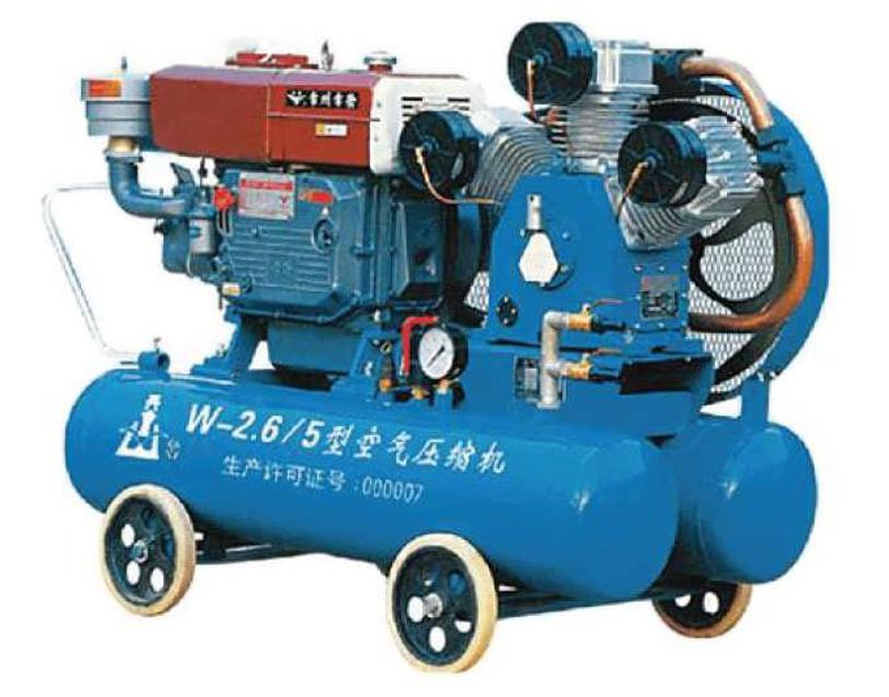 Máy nén khí xuất xứ Trung Quốc có kích thước nhỏ gọn