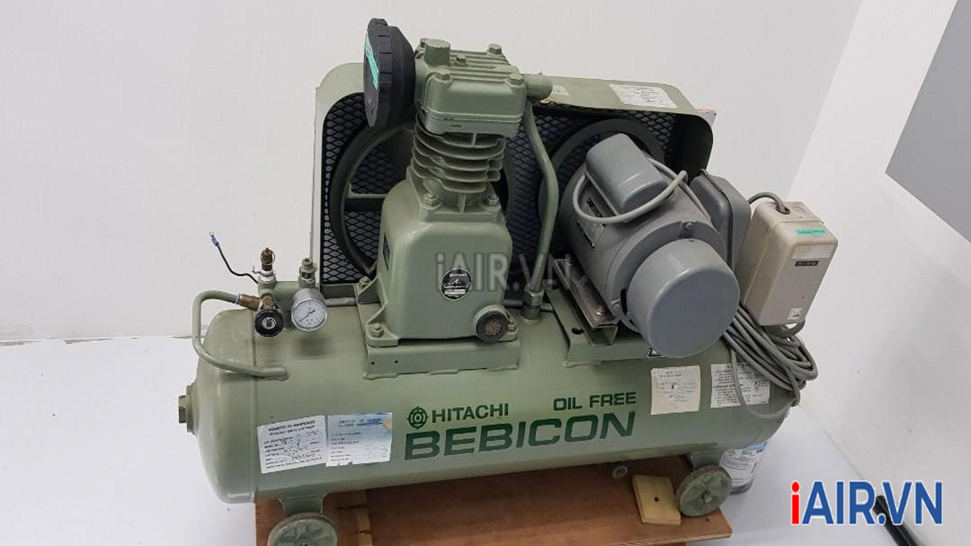 máy nén khí cũ nhật bãi